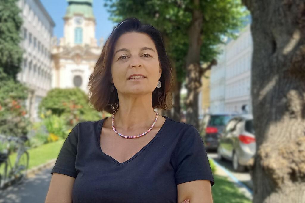 Foto Elisa Roth (KPÖ Linz)